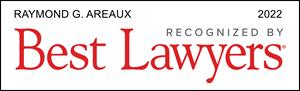 Areaux Best Lawyers Badge