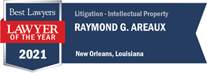 Areaux Best Lawyers Lawyer of the Year 2021