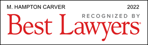 Carver Best Lawyers Badge 22