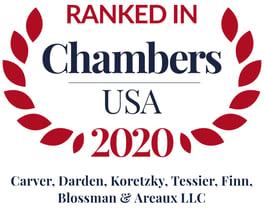 Chambers 2020 Firm Logo