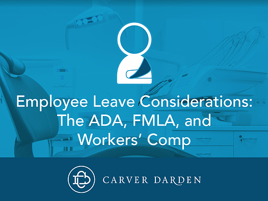 Employee Leave Considerations