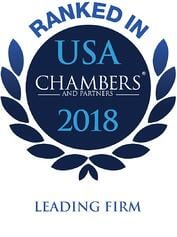 USA Chambers and Partners 2018