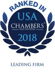 USA Chambers and Partners 2018